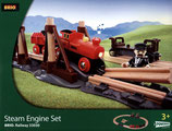 BRIO 33030 Steam Engine Set