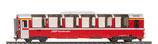 "BEMO 3294 134 RhB Bp 2504 ""Bernina-Express"" Panoramawagen 2.Klasse"