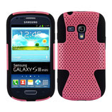 Gel Silikon Case Samsung Galaxy S3 Mini Pink
