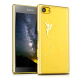 Crystal Case Sony Xperia Z5 Compact Fee Gold