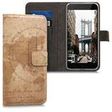 Wallet Case Xiaomi Mi 5X / Mi A1 Weltkarte