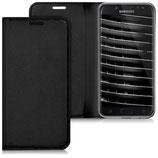 Flipcover Case Samsung Galaxy J5 2017 Schwarz