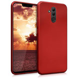 TPU Case Huawei Mate 20 Lite Dunkelrot
