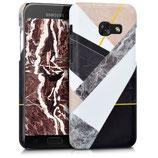Hardcase Samsung Galaxy A3 2017 Marmor Mix
