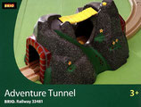 BRIO 33481 Railway Adventure Tunnel