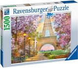 Ravensburger 16000 Verliebt in Paris