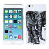 Cover Hülle Apple Iphone 6 Plus Elefant