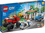 LEGO 60245 City Raubüberfall Monstertruck