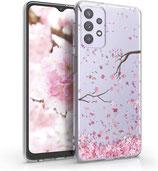 TPU Case Hülle Samsung Galaxy A32 Cherry