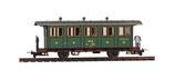 BEMO 3234 106 L.D. C.66. Nostalgie-Zweiachsiger Personenwagen