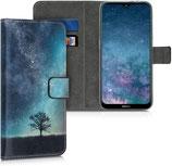 Wallet Case Hülle Nokia 2.3 Galaxie