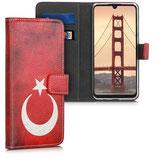 Wallet Case Huawei P30 Lite Türkei