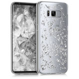Crystal Case Samsung Galaxy S8 Flocken
