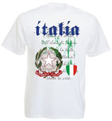 Italien T-Shirt Nationalhymne EM 2016