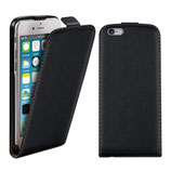 Flip Case Apple iPhone 6 6S Schwarz