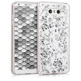 TPU Silikon Case Hülle LG G6 Flocken