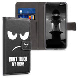 Wallet Case Nokia 3.1 (2018) Dont Touch