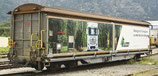 BEMO 2288 158 RhB Cargo Grischa Jahreswagen 2021