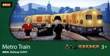 BRIO 33507 Railway Metro Train