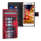Wallet Case Hülle HTC 10 Telefon London