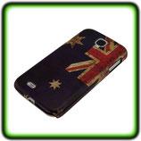 HARD CASE AUSTRALIEN FLAGGE FÜR SAMSUNG GALAXY S4 I9500