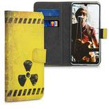 Wallet Case Huawei P30 Lite Radioaktivität