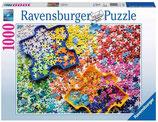 Ravensburger 15274 Bunte Puzzleteile