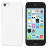 HARDCASE für das Apple iPhone 5C Weiss