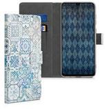 Wallet Case Samsung Galaxy A70 Fliesen