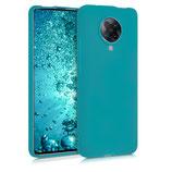 Hülle Case Xiaomi Poco F2 Pro Petrol