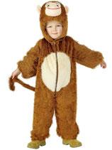Affe Kostüm - Kinder Kostüm