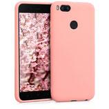 TPU Case Xiaomi Mi 5X / Mi A1 Rosa
