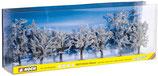 Noch 25075 Winterbäume, 7 Stück