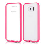Crystal Case Samsung Galaxy S6 Edge Pink