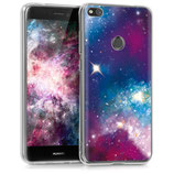TPU Case Cover Huawei P8 Lite 2017 Space