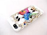 Apple iPhone 5 Schutzhülle Cover Case Schmetterling
