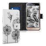 Wallet Hülle Samsung Galaxy J3 2016 Elfen