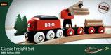 BRIO 33010 Classic Freight Set