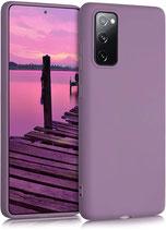 TPU Case Samsung Galaxy S20 FE Grape