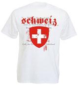 Schweiz T-Shirt Nationalhymne EM 2016
