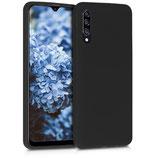 TPU Case Hülle Samsung Galaxy A30s Schwarz