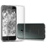 TPU Silikon Case Hülle HTC U11 Life
