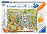 Ravensburger 00524 - TipToi: Zoo-Puzzle