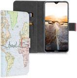 Wallet Case Hülle Nokia 2.3 Travel