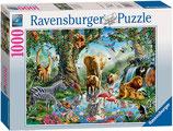 Ravensburger 19837 Abenteuer Dschungel