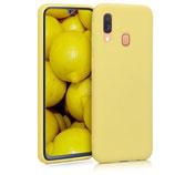 TPU Case Hülle Samsung Galaxy A40 Gelb