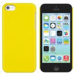 HARDCASE für das Apple iPhone 5C in Gelb
