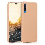 TPU Case Samsung Galaxy A50 Pfirsich