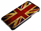 RETRO ENGLAND CASE FÜR APPLE IPHONE 5 FLAGGE SCHUTZ HÜLLE