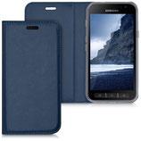 Flip Case Samsung Galaxy Xcover 4 Blau